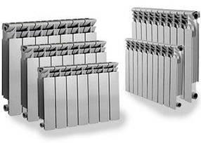 Радиаторы отопления биметаллические и алюминиевые