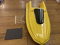 Комплект самостоятельной сборки кораблика для завоза прикормки корпус