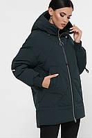 GLEM Куртка темно-зеленая М-93