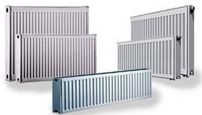 Радіатори опалення сталеві панельні
