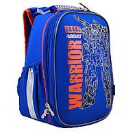 Рюкзак шкільний каркасний 1 Вересня H-25 Robot, 35*26*16