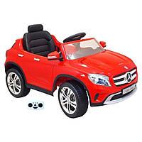 Детский электромобиль Mercedes Benz красный