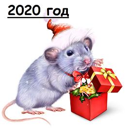 Подарки на Новый Год 2020 Крысы