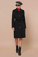 GLEM черное пальто из кашемира П-319-100-К 44, 46, 50, 52