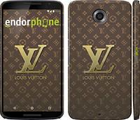 "Чехол на Motorola Nexus 6 Louis Vuitton 2 ""455c-67"""