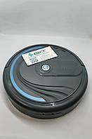 Умный робот пылесос для уборки шерсти и пыли DL-46 Clean Robot, фото 1