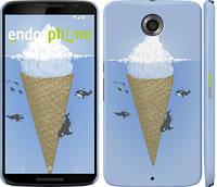 "Чехол на Motorola Nexus 6 Мороженое Айсберг ""2882c-67"""