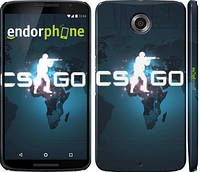 "Чехол на Motorola Nexus 6 Counter-Strike: Global Offensive ""2756c-67"""