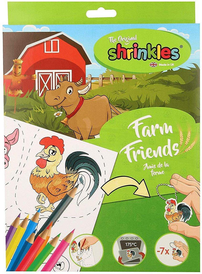 Набор для творчества Shrinkles Ферма. KeyCraft WZ008, Великобритания