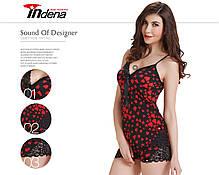 Жіночий комплект для сну Марка «INDENA» Арт.9016, фото 3