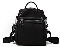 Рюкзак женский трансформер сумка Undress Черный