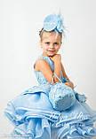 """Святкова сукня """"Адель"""" для дівчинки на замовлення 104, фото 7"""