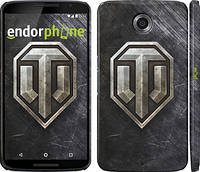 "Чехол на Motorola Nexus 6 World of tanks v3 ""948c-67"""