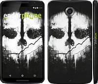 """Чехол на Motorola Nexus 6 Call of Duty череп """"150c-67"""""""