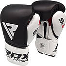 Боксерские перчатки RDX Pro Gel S5 16 ун., фото 8