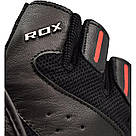 Перчатки для фитнеса RDX S2 Leather Black M, фото 6