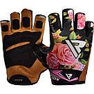 Перчатки для фитнеса женские RDX F24 Black S, фото 4