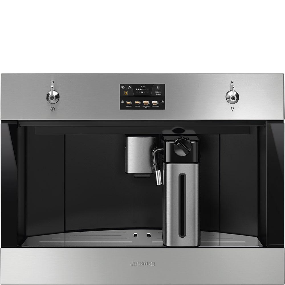 Автоматическая кофемашина Smeg CMS4303X