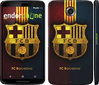 """Чехол на Motorola Nexus 6 Барселона 1 """"326c-67"""""""