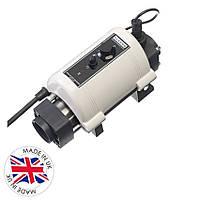 Электронагреватель Elecro Nano Spa Incoloy/Steel - Англия (3 кВт / I фаза, тэны спиралевидные)