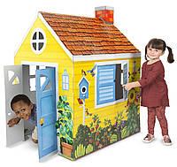 Картонный загородный коттедж Melissa & Doug (MD5509), фото 1