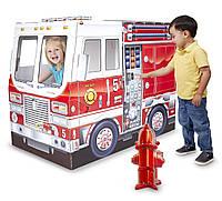Картонная пожарная машина Melissa & Doug (MD5511), фото 1