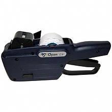 Однострочный этикет-пистолет Open C8