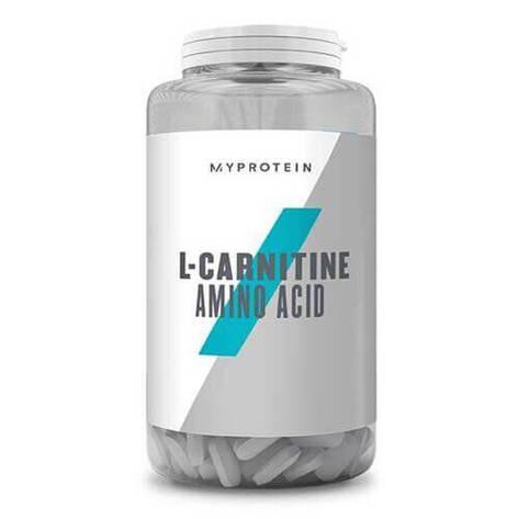 Л карнитин жиросжигатель MyProtein L-carnitine 180 tab, фото 2
