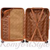 Набор дорожных чемоданов Bonro Next 3 штуки желтый (10642307), фото 5
