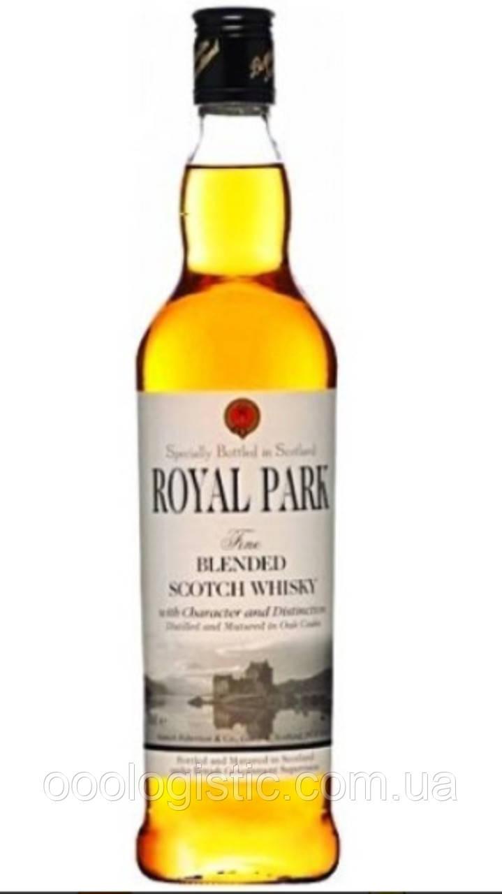 Виски Royal Park Роял Парк 1л