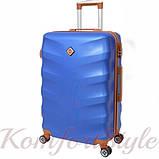 Набор дорожных чемоданов Bonro Next 3 штуки синий (10642301), фото 3