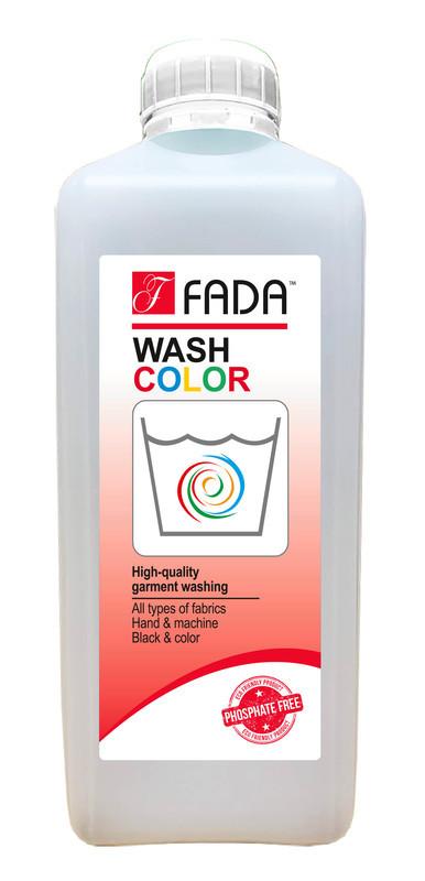 Гель для стирки  цветных вещей 1Л Фада