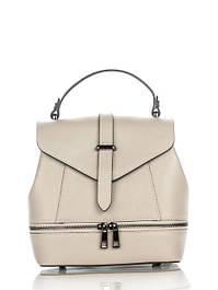 """Шкіряні жіночі рюкзаки """"diva's Bag"""" Італія"""