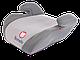 Детское автокресло-бустер Lionelo Luuk 15-36 кг  Польша цвет серый, фото 2