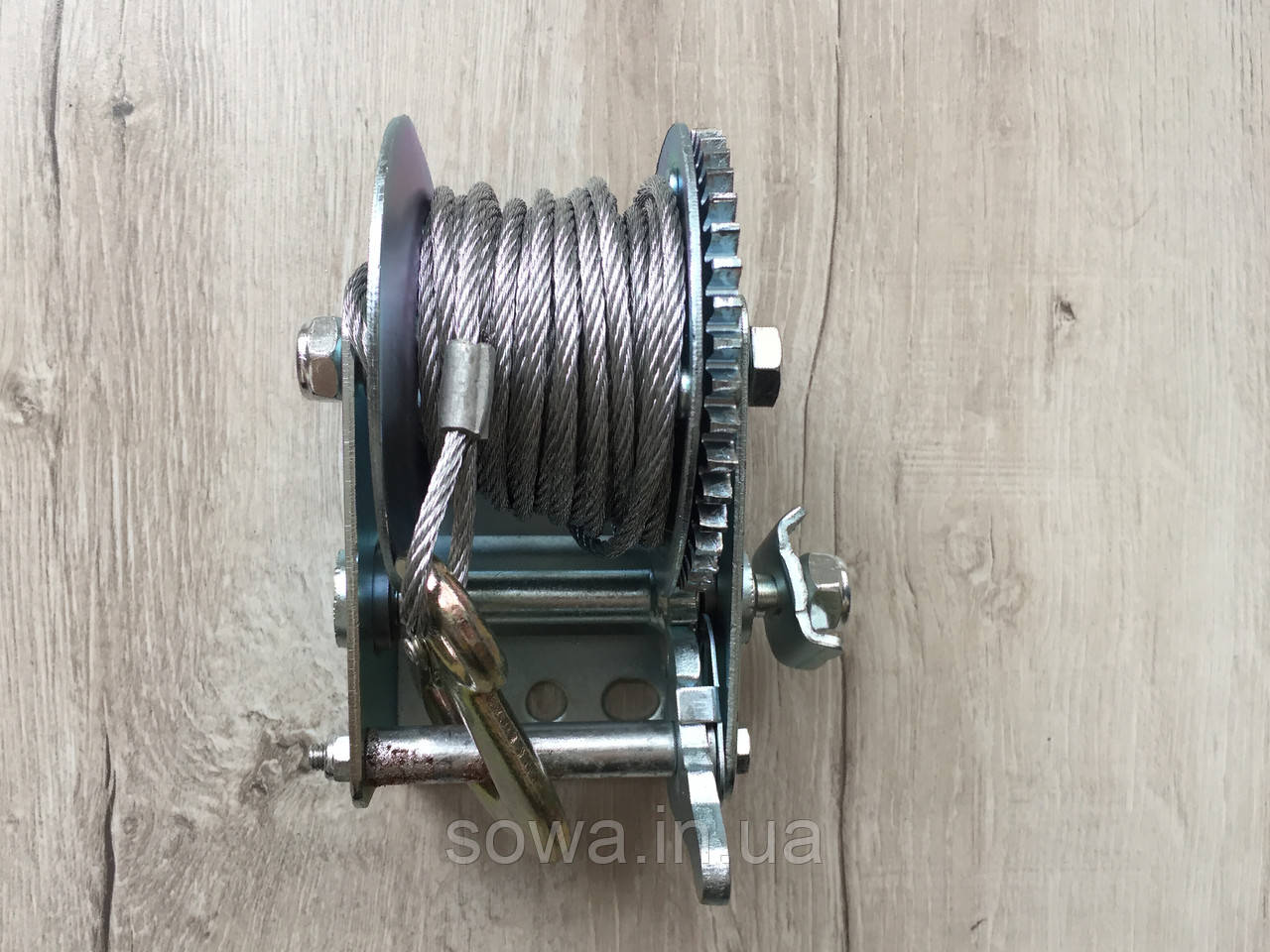 ✔️  Автомобильная лебедка  Euro Craft  800 фунтов / 360 кг