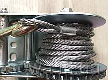 ✔️  Автомобильная лебедка  Euro Craft  800 фунтов / 360 кг, фото 3