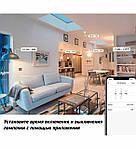 Умная Smart LED лампа NOUS P4 Bulb 4.5W E14 2700-6000K+RGB Wi-Fi, фото 8