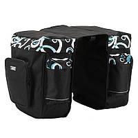 Сумка-штаны на багажник Roswheel 30L, фото 1