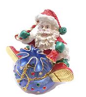 Шкатулка для ювелирных украшений VIT Дед Мороз