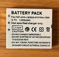 Аккумулятор Minolta NP-1 (Digital) 1200mAh