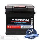 Аккумулятор автомобильный OBERON Eurostandard 6CT 50Ah, пусковой ток 420А [+ –], фото 2