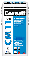 Клей для керамической плитки Ceresit CM 11 27 кг Pro