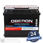 Аккумулятор автомобильный OBERON Eurostandard 6CT 60Ah, пусковой ток 540А [–|+], фото 2