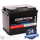 Аккумулятор автомобильный OBERON Eurostandard 6CT 60Ah, пусковой ток 540А [–|+], фото 3
