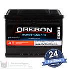 Аккумулятор автомобильный OBERON Eurostandard 6CT 60Ah, пусковой ток 540А [–|+], фото 4