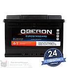 Аккумулятор автомобильный OBERON Eurostandard 6CT 77Ah, пусковой ток 720А [–|+], фото 4