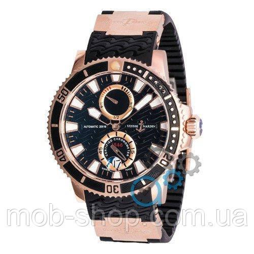 Наручные часы Ulysse Nardin Black-Gold