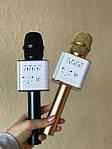 Беспроводной караоке микрофон - bluetooth колонка Q9 - 2in1. +ПОДАРОК Чехол, фото 3