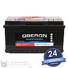 Аккумулятор автомобильный OBERON Eurostandard 6CT 100Ah, пусковой ток 800А [+|–], фото 2