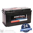 Аккумулятор автомобильный OBERON Eurostandard 6CT 100Ah, пусковой ток 800А [+|–], фото 3
